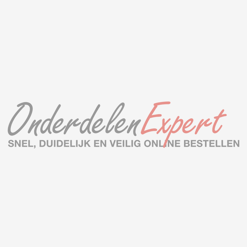 Stekker Recht Met Randaarde PVC Wit 0600107