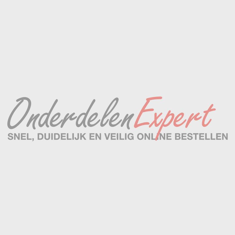 Contra Stekker Randaarde PVC Wit 0600108